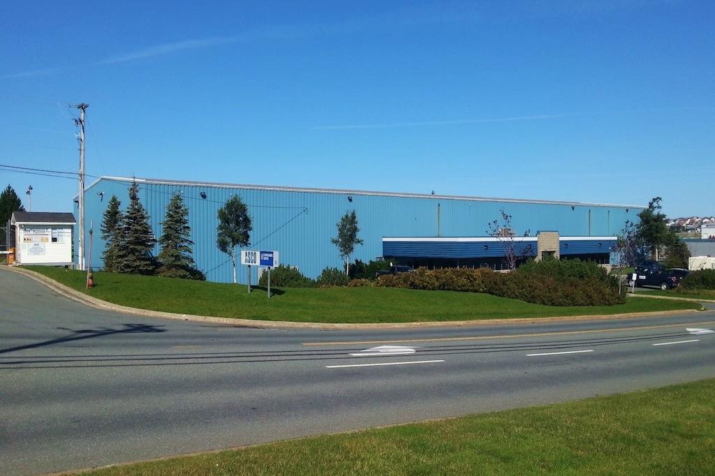 Hibernia (ASCO) Building